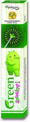 Sparklers  - 10 Cm Green Sparklers