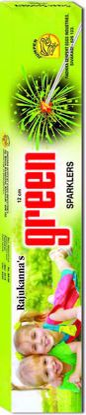 Sparklers -12 Cm Green Sparklers