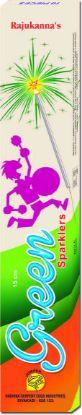 Sparklers - 15 Cm Green Sparklers