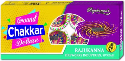 Buili Crackers - Ground Chakkar Deluxe
