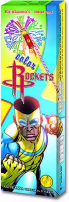 Rockets - Color Rocket