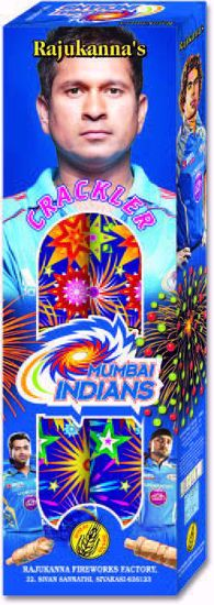 Aerial Fancy - Mumbai Indians