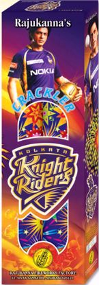 Aerial Fancy - Kolkata Knight Riders