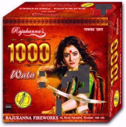 Wala Garlands - 1000 Wala